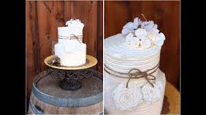 Cool Rustic Wedding Cakes Ideas Youtube