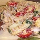 anne s pasta salad  made lighter