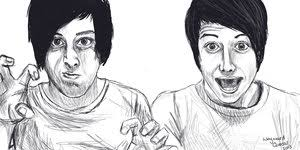 deviantART: More Like Phil Lester(AmazingPhil) by holly-acosta - dan_and_phil_by_waywardquasar-d5r6kgu