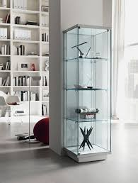 bookcase awesome glass door bookcase home design new top at interior design trends awesome glass