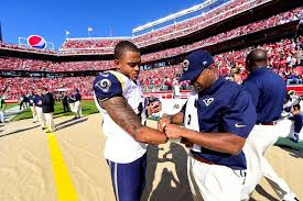 Academy Alumnus Byron Cunningham Headed to Super Bowl LIII with Rams | The  Sport Digest