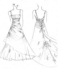 Small Picture Other Printable Wedding Dress Coloring Pages Coloring Tone