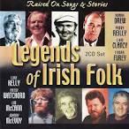 Legends of Irish Folk: Raised on Songs & Stories