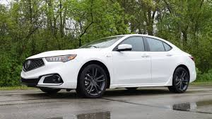 2018 Acura TLX A-Spec SH-AWD V6 - Performance Drive Review - YouTube