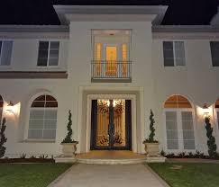 wrought iron front doorsResidential and Commercial Wrought Iron Doo  Donatello Doors