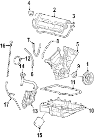 parts com® ford escape engine parts oem parts 2001 ford escape xls v6 3 0 liter gas engine parts