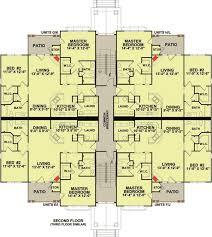 Apartment Building Plans Design Custom Decoration