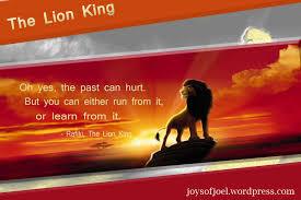 The Lion King Joys Of Joel