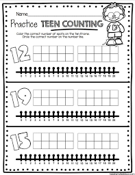 Counting and Cardinality FREEBIES | Math | Pinterest | Numbers ...