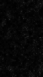 Stars Aesthetic Black Galaxy Moon Wallpaper