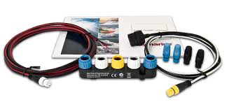 raymarine seatalk ng networking what s in the kit raymarine