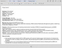 Star Resume 13 Endearing Method Cv Examples Surprising