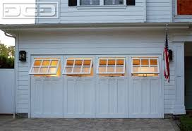 garage doors with windows. Plain With Los Angeles Real Carriage Garage Doors With Windows E