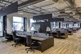 open office architecture images space. Large Modern Office With Open Space To Work Stock Photo - 55747934 Architecture Images I