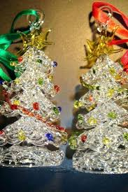 spun glass ornaments genuine handmade spun glass pair of er ornaments heart here for a