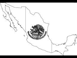 Small Picture Coloring Pages Mexico Flag Coloring Page Free Printable Coloring