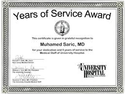 Years Of Service Award Wording Service Award Template Free Long Service Award Certificate Samples