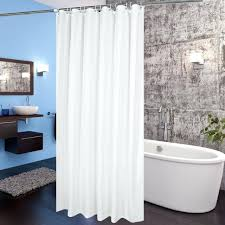 hotel shower curtain fabric shower curtain inch extra long liner hotel with hooks waterproof hotel quality hotel shower curtain