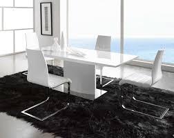 modern white dining table. modern white table ef02 dining