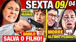 AMOR DE MÃE - ÚLTIMO CAPÍTULO 09/04 - Sexta, Resumo da novela Amor de Mãe  hoje completo - YouTube
