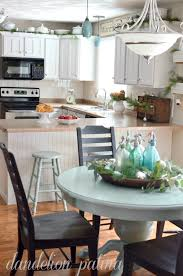 Kitchens Decorated For Christmas Holiday Decorating Dandelion Patina