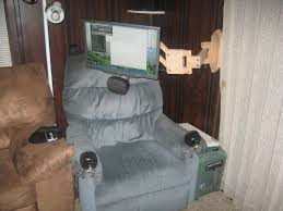 picture of recliner computer chair