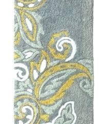 yellow and gray bathroom rug fresh little inspiration grey bath rugs beautiful inspirational medium size of grey and yellow bath rugs