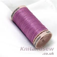 Guttermann Quilting Thread 200m & Fine but strong with a waxed finish which gives Gutermann Quilting Thread  added strength and ensures that it never tangles. Suitable for hand sewing  only. Adamdwight.com
