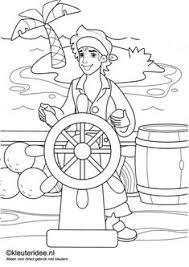 97 Beste Afbeeldingen Van Piraten Kinderfeest Pirate Activities