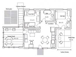 Autocad For Kitchen Design Autocad Kitchen Floor Plans Waraby
