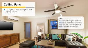led lighting for home. You\u0027ve Heard All About The Energy-savings Benefits Of Switching From Incandescent To LED Light Bulbs. But There Are Other Reasons Adopt Lighting. Led Lighting For Home