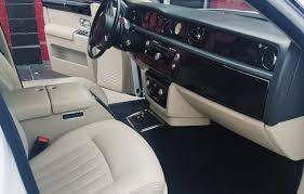 rolls royce phantom white interior. video tour rolls royce phantom white interior