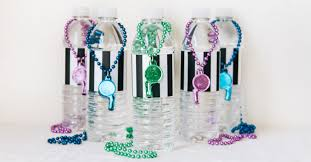 Water Bottles To Decorate Fancy DIY Water Bottle Designs 9