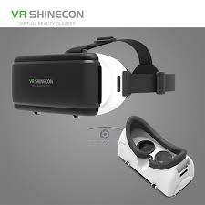 Kính thực tế ảo VR Shinecon Glass xem phim, chơi game 3D bán ở Hà Nội - KÍNH  THỰC TẾ ẢO VR SHINECON SC-G06 XEM PHIM, CHƠI GAME 3D TRÊN ĐIỆN THOẠI