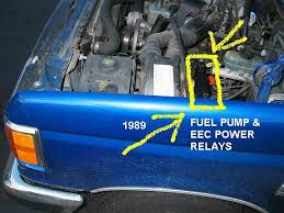 1988 f150 4x4 fuel pump relay ford truck enthusiasts forums