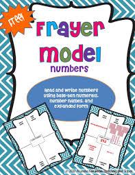Frayer Card Fabulous Frayer Model Freebies Teaching And Tapas
