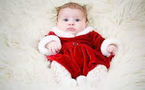 Cute baby ...