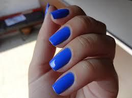 Modré Odstíny Laků Na Nehty We Want To Be Fit