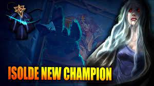 ISOLDE NEW CHAMPION THEORY & ABILITIES SPECULATIONS - League of Legends -  YouTube
