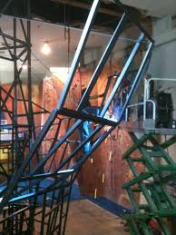 construction of the new wall at prime climb is complete and every here is excted about the changes to our gym the new wall features a wide variety of