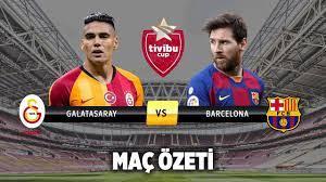 TivibuCup Özet | Galatasaray - Barcelona - Grup Maçı - YouTube