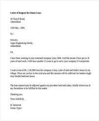 Application Letter For Bank Loan Habed Tk