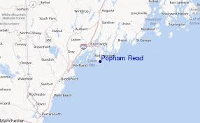 Popham Read Surf Forecast And Surf Reports Maine Usa
