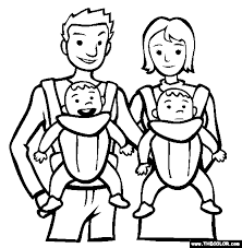 Enter youe email address to recevie coloring pages in your email daily! Baby Online Coloring Pages