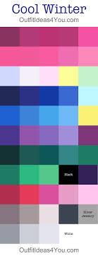 Best 25+ Winter color palettes ideas on Pinterest | Winter colors ...