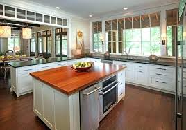 oven in island. Kitchen Island With Oven Custom White Wood On Combined Brown Designs Stove Top In