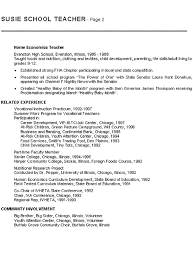 Objective For School Teacher Resume Resume Examples Templates Elementary School Teacher Resume 22