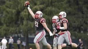 Michael Hoecht Football Brown University Athletics
