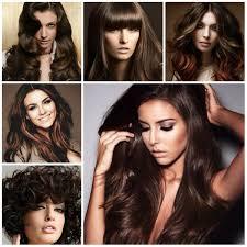 Dark Hair Colour Trends 2016