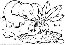 Small Picture Jungle Animals Coloring Pages 19 Pictures Colorinenet 18808